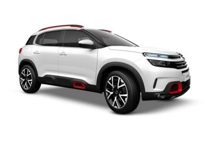 Citroen C5 Aircross SUV SUV 1.5 BlueHDi 130PS Flair 5Dr Manual [Start Stop]