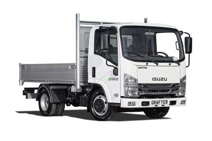 Lease Isuzu Trucks Grafter van leasing