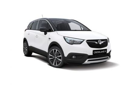 Vauxhall Crossland X SUV SUV 1.2  83PS SRi Nav 5Dr Manual [Start Stop]