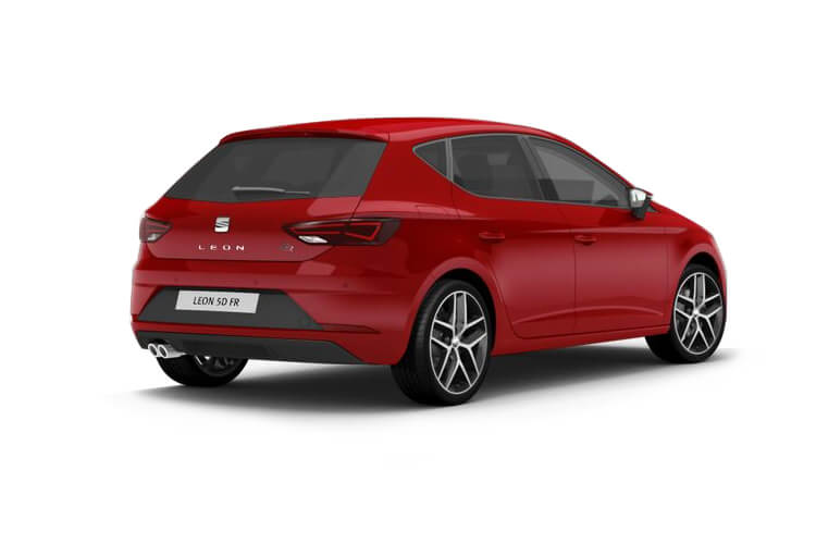 SEAT Leon Hatch 5Dr 1.5 TSI EVO 150PS FR Sport 5Dr Manual [Start Stop] back view