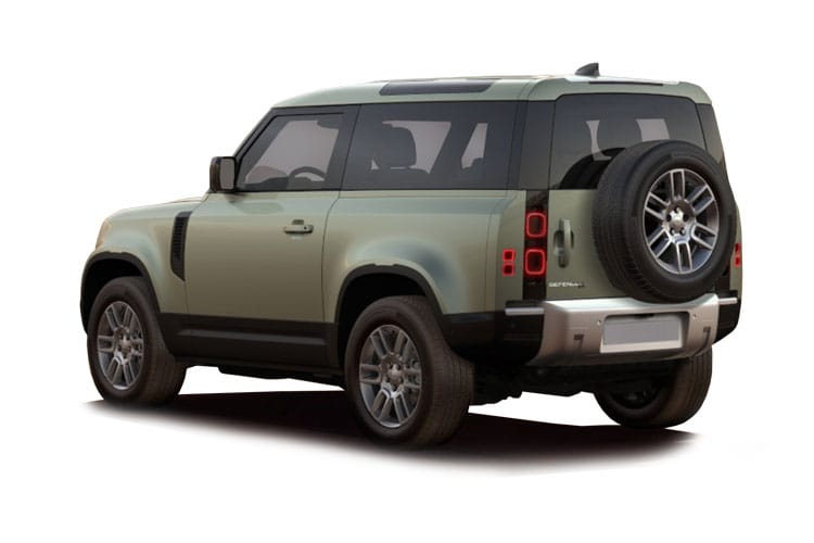 Land Rover Defender 110 SUV 5Dr 2.0 P 300PS SE 5Dr Auto [Start Stop] [Family Pack] back view