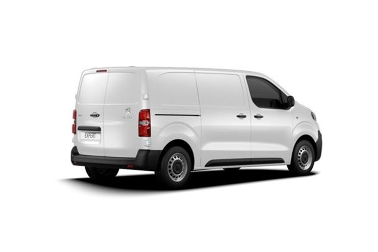 Peugeot Expert Compact 1400Kg 2.0 BlueHDi FWD 120PS Professional Van Manual [Start Stop] back view