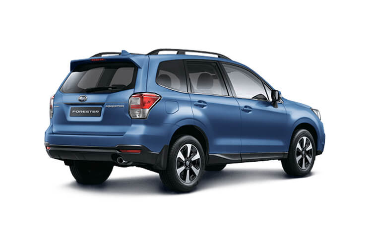 Subaru Forester SUV 2.0 e-Boxer 150PS XE 5Dr Lineartronic [Start Stop] [Premium] back view