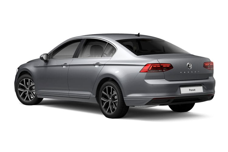 Volkswagen Passat Saloon 1.5 TSI EVO 150PS SE Nav 4Dr Manual [Start Stop] back view