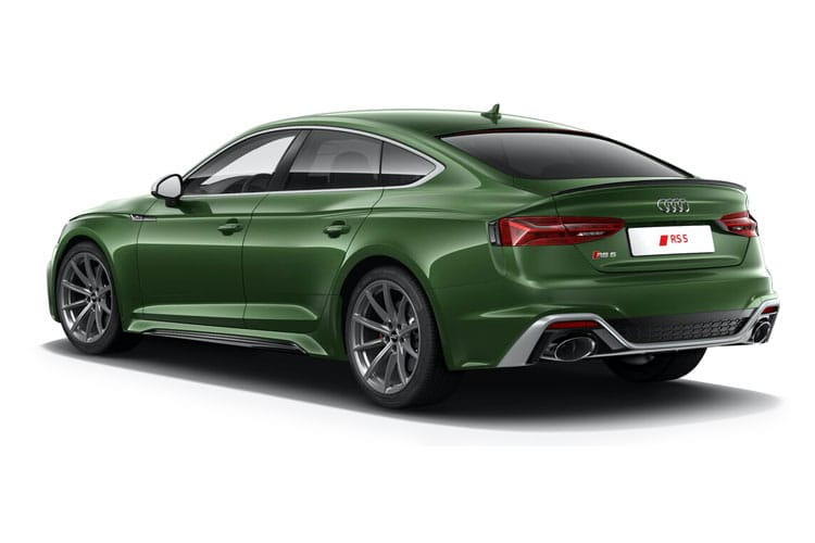 Audi A5 35 Sportback 5Dr 2.0 TFSI 150PS Black Edition 5Dr S Tronic [Start Stop] [Technology] back view