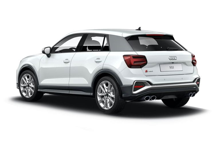 Audi Q2 35 SUV 5Dr 1.5 TFSI CoD 150PS S line 5Dr Manual [Start Stop] [Comfort Sound] back view