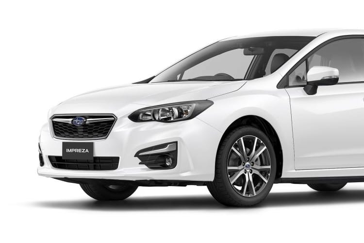 Subaru Impreza Hatch 5Dr 4wd 1.6 i 114PS SE 5Dr Lineartronic [Start Stop] detail view