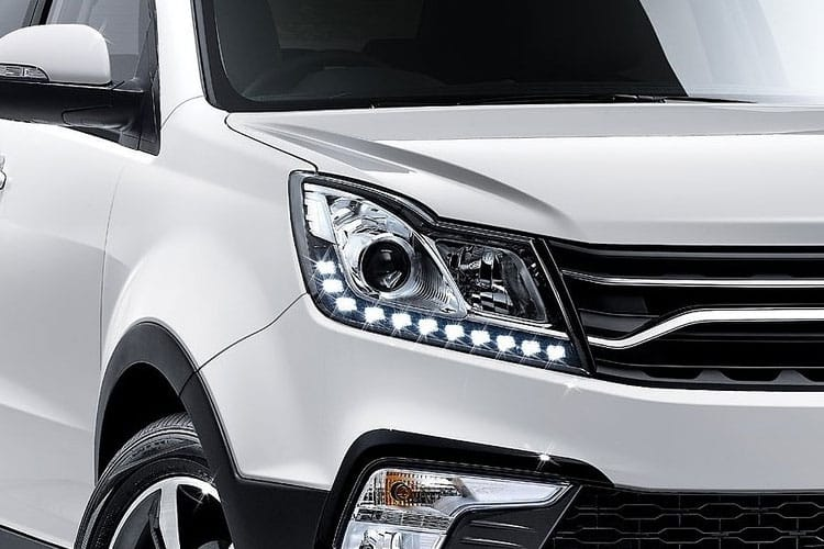 Ssangyong Korando SUV 5Dr 1.6 D 136PS Ultimate 5Dr Auto detail view