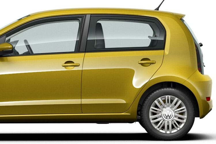 Volkswagen up! Hatch 5Dr 1.0  65PS beats 5Dr Manual [Start Stop] detail view