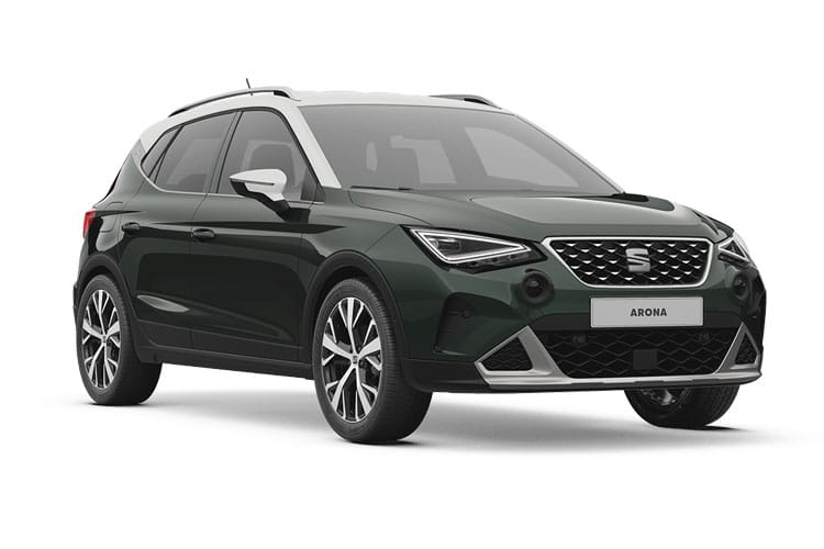 SEAT Arona SUV 1.0 TSI 115PS FR Sport 5Dr Manual [Start Stop] front view