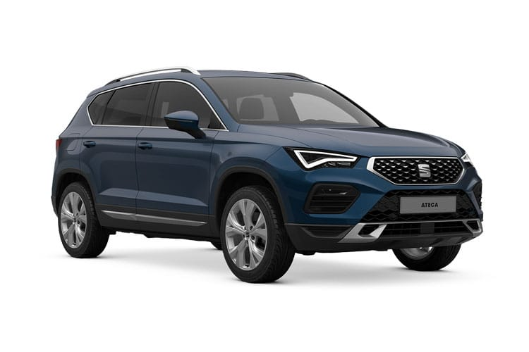 SEAT Ateca SUV 1.5 TSI EVO 150PS XPERIENCE 5Dr DSG [Start Stop] front view