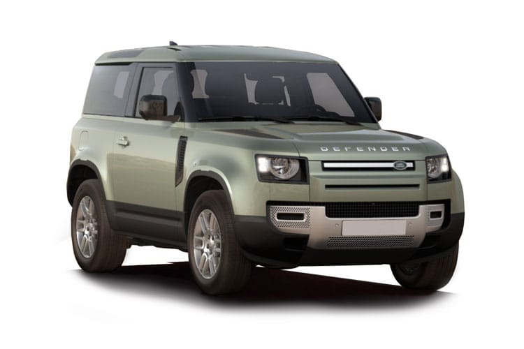 Land Rover Defender 110 SUV 5Dr 2.0 P 300PS SE 5Dr Auto [Start Stop] [Family Pack] front view