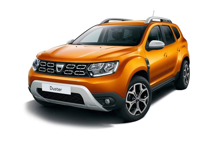 Dacia Duster SUV 2wd 1.0 TCe 90PS Access 5Dr Manual [Start Stop] front view