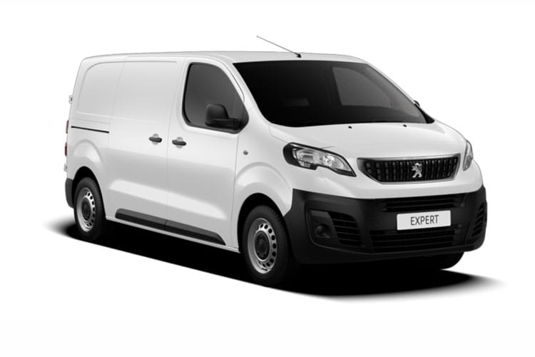 Peugeot Expert Compact 1400Kg 2.0 BlueHDi FWD 120PS Professional Van Manual [Start Stop] front view
