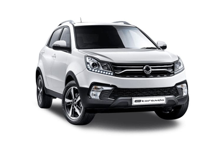 Ssangyong Korando SUV 5Dr 1.6 D 136PS Ultimate 5Dr Auto front view
