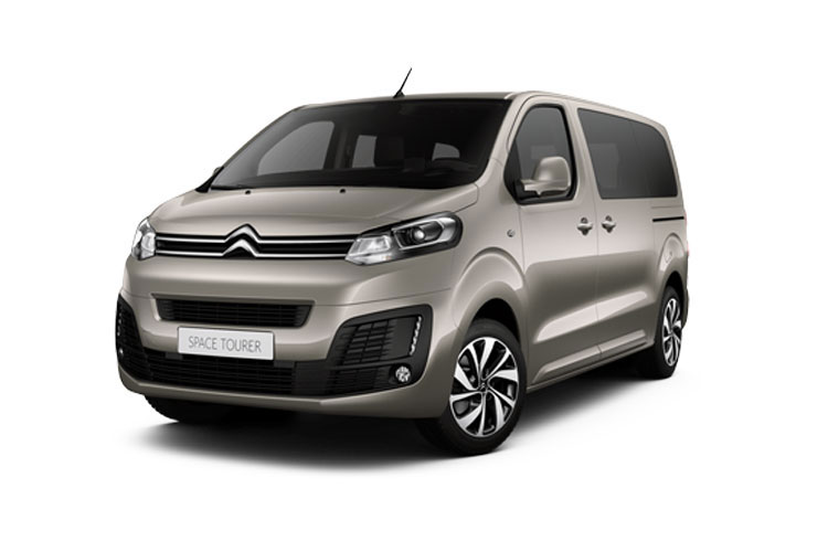 Citroen SpaceTourer M 5Dr 2.0 BlueHDi FWD 145PS Business MPV EAT [Start Stop] [9Seat] front view