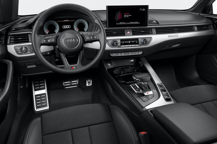 Audi A5 40 Cabriolet 2Dr 2.0 TFSI 204PS Edition 1 2Dr S Tronic [Start Stop] inside view