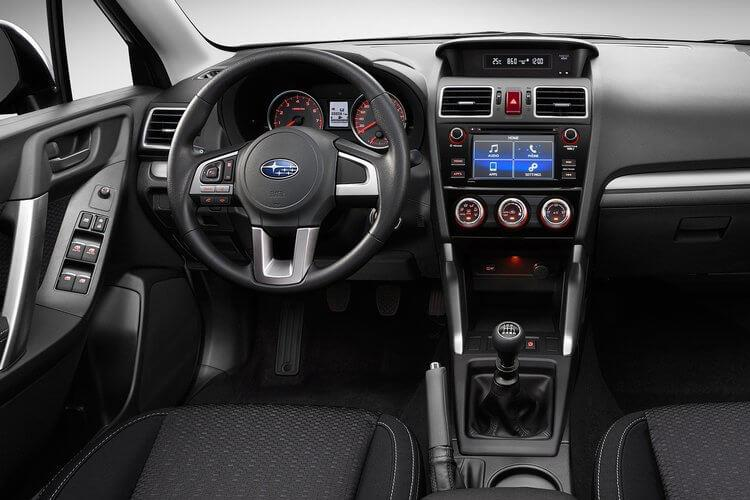 Subaru Forester SUV 2.0 e-Boxer 150PS XE 5Dr Lineartronic [Start Stop] [Premium] inside view