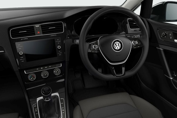 Volkswagen Golf Hatch 5Dr 1.5 eTSI MHEV 150PS Style 5Dr DSG [Start Stop] inside view