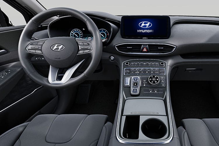 Hyundai KONA SUV Elec 64kWh 150KW 204PS Premium 5Dr Auto [10.5kW Charger] inside view