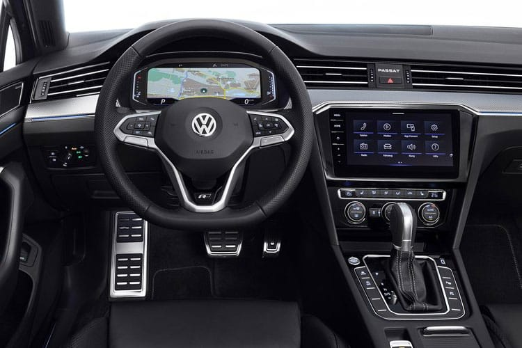Volkswagen Passat Saloon 1.5 TSI EVO 150PS SE Nav 4Dr Manual [Start Stop] inside view