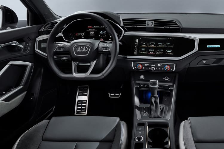 Audi Q3 35 SUV 5Dr 1.5 TFSI CoD 150PS S line 5Dr Manual [Start Stop] inside view